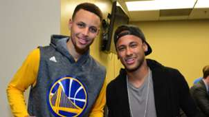 Neymar, Curry - NBA