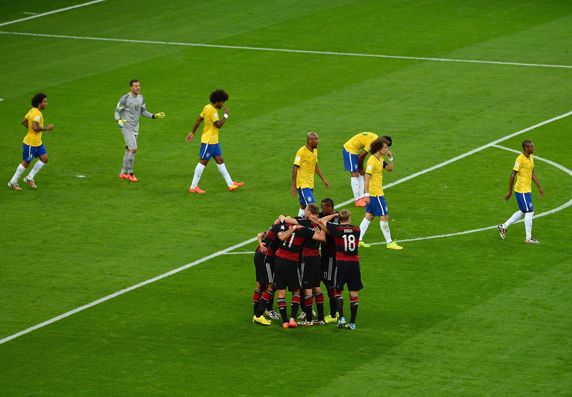 Brésil - Les Brésiliens et le