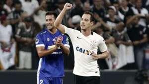 Rodriguinho Corinthians Universidad de Chile Copa Sudamericana 05042017
