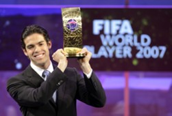 Kaká FIFA BALLON D'OR 2007