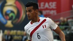Miguel Trauco Peru 2016