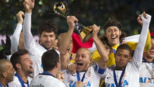Alessandro Cassio Corinthians Chelsea 2012 Club World Cup 16122012