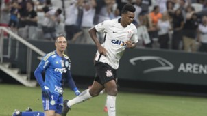 Jô Fernando Prass Corinthians Palmeiras Paulista 22022017