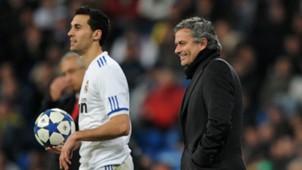 Jose Mourinho Alvaro Arbeloa Real Madrid 02022011
