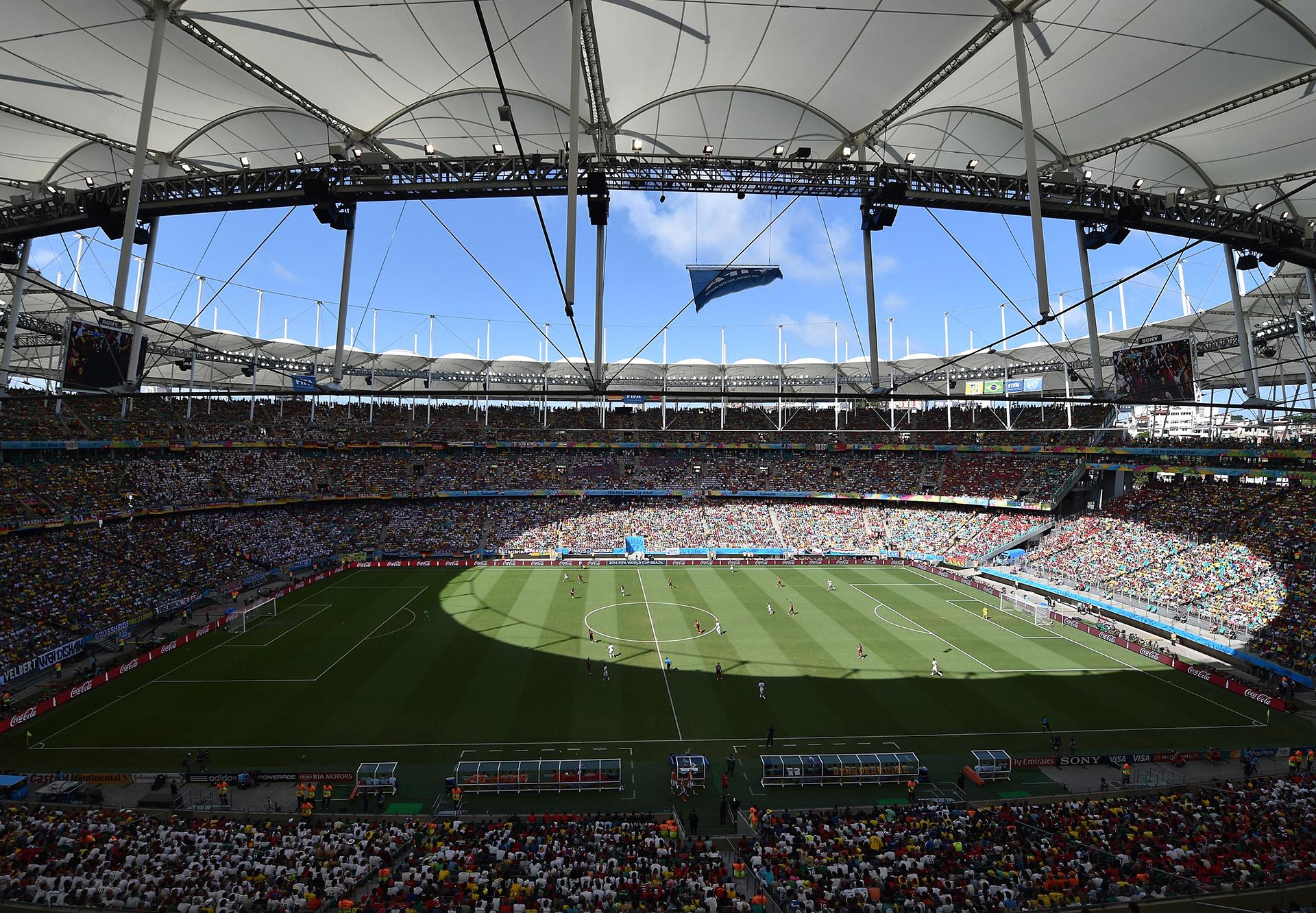 Arena Fonte Nova 2014 World Cup