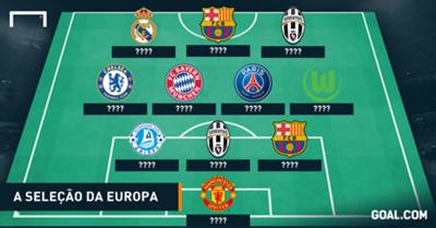 Seleção Europeia PS