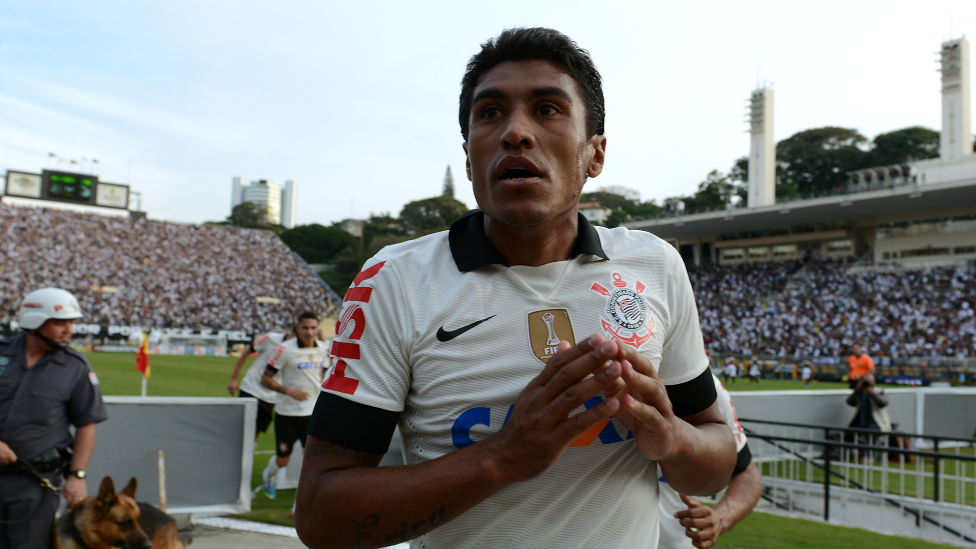 HD Paulinho Corinthians 2013