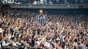 Torcida Galo Atlético-MG Grêmio Copa do Brasil 23112016