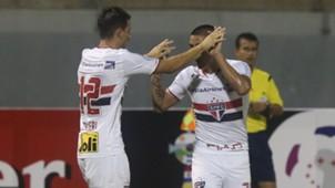 Jonathan Calleri Ricardo Centurion Univ Cesar Vallejo Sao Paulo Libertadores 03022016