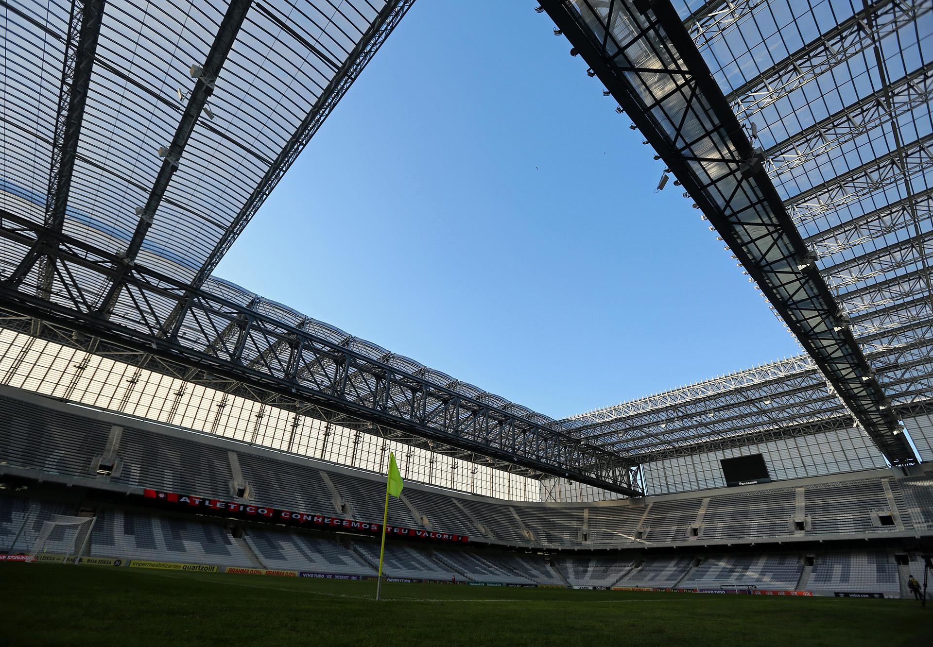 Arena da Baixada Brasileirao Serie A 07202014