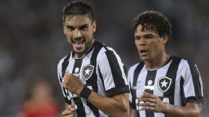 Rodrigo Pimpão Botafogo x Estudiantes Libertadores 14 03 17