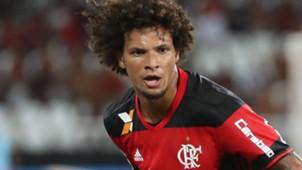 Willian Arão Botafogo Flamengo Carioca 12022017