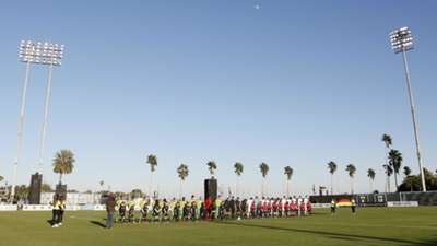 Tampa Wolfsburg I Florida Cup I 09 01 2017