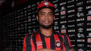 Carlos Alberto - Atlético-PR - 14/01/2017