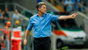 Renato Portaluppi Gremio Dep Iquique Copa Libertadores 11042017