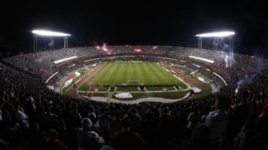 Morumbi São Paulo Atletico Nacional Copa Libertadores 06072016