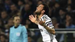 Dani Alves Porto Juventus Champions League R16 22022017