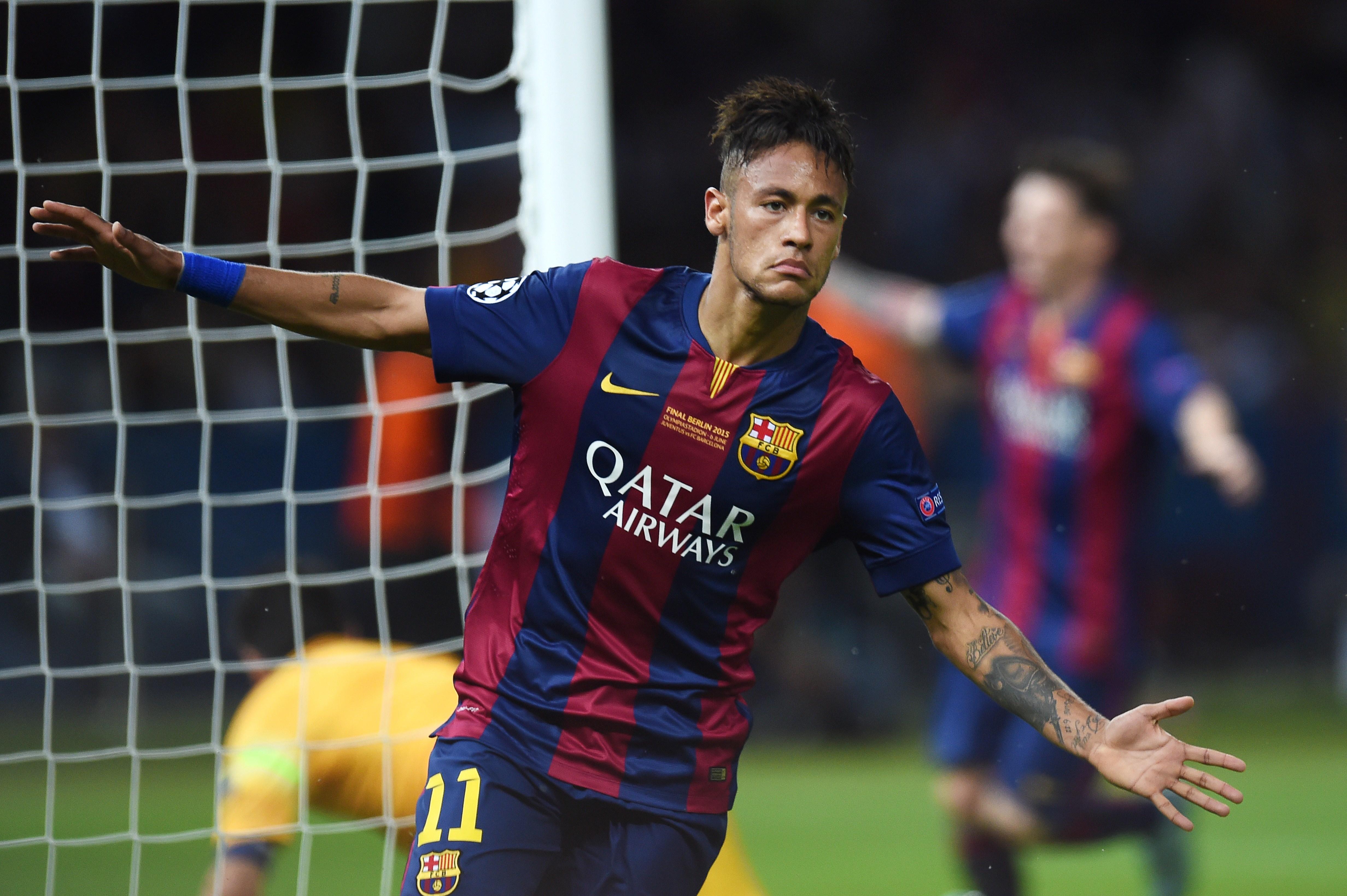 40f95d9244 Transferência de Neymar para Barcelona custou R  428