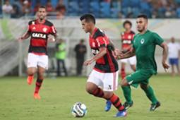 Miguel Trauco Flamengo x Boavista 28012017