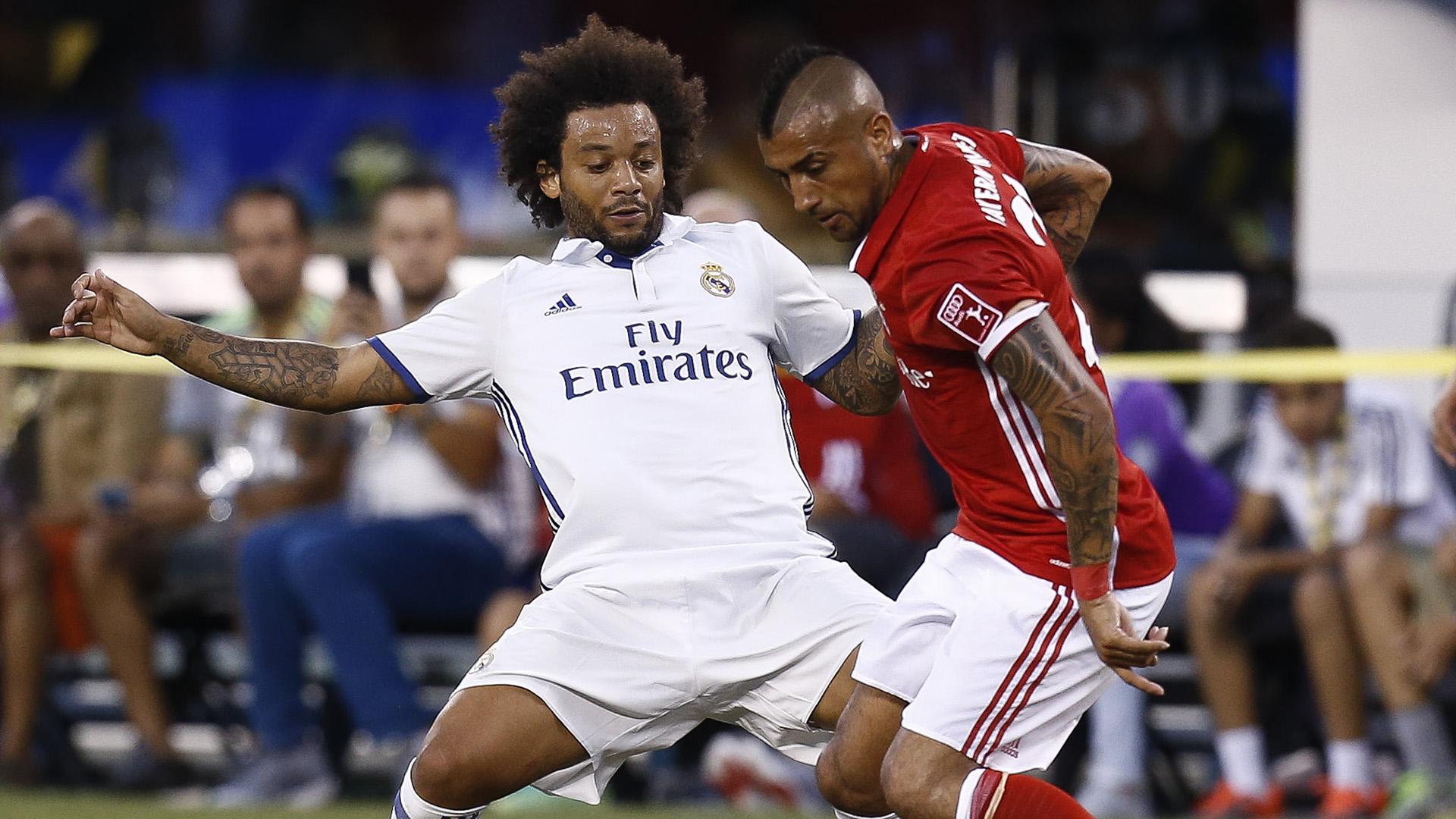 Marcelo Arturo Vidal Bayern Munich Real Madrid ICC 03082016