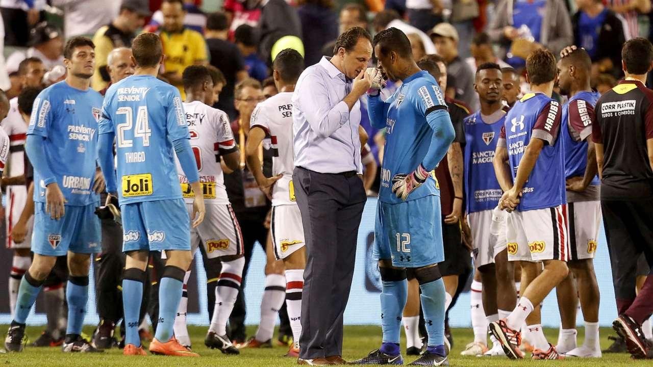 Rogério Ceni I São Paulo I 19 01 17