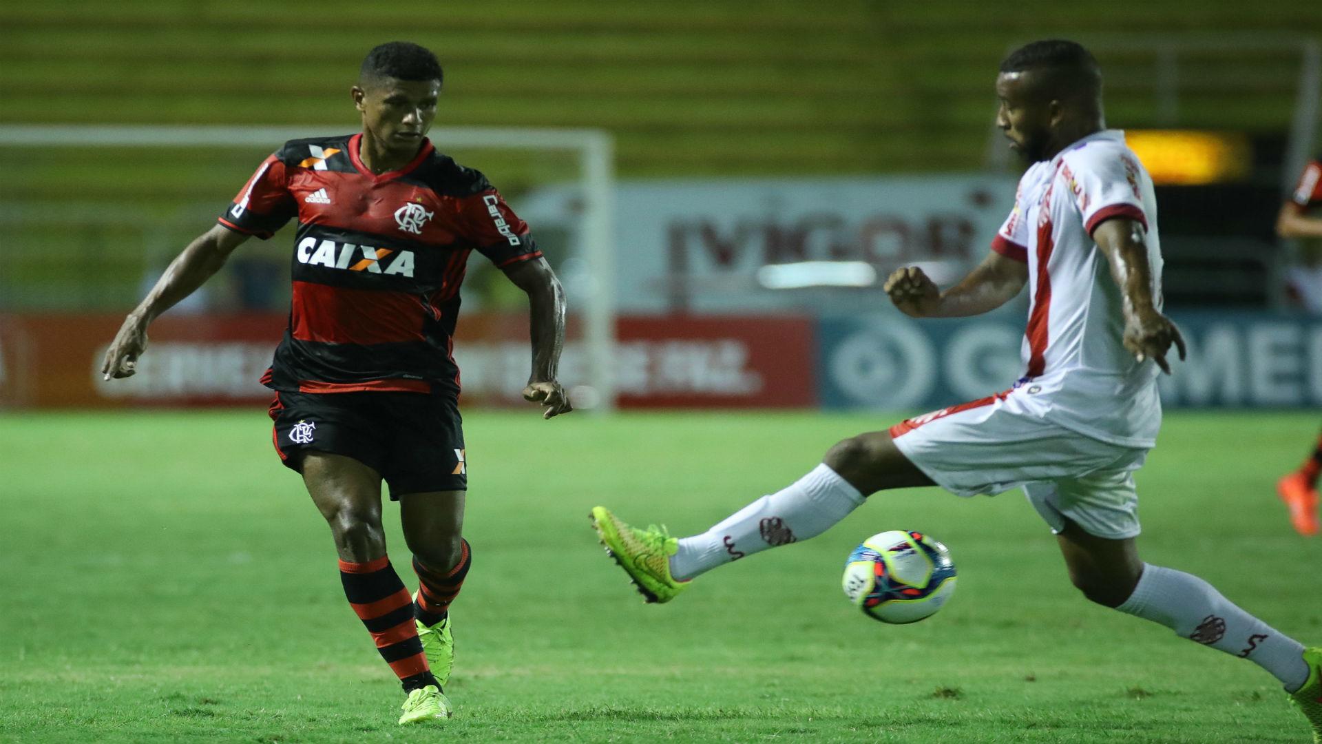 Márcio Araujo Flamengo x Bangu
