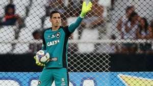 Gatito Fernandez Botafogo Fluminense Carioca Taca Rio 09042017