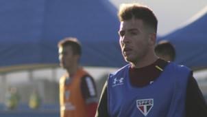 Buffarini São Paulo treino IMG Academy Florida Cup 07 01 17