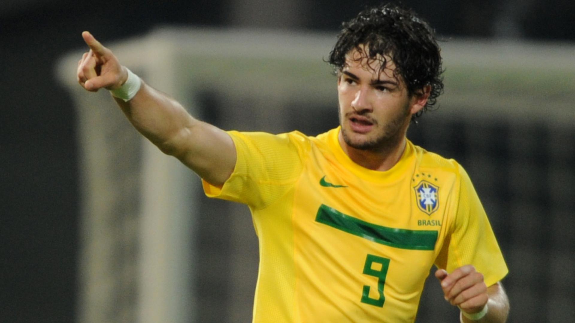 Alexandre Pato Brasil 2011