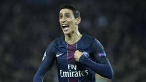 Angel Di Maria PSG Barcelona Champions League R16 02142017