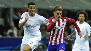 Cristiano Ronaldo Griezmann  29052016