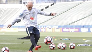 Taffarel Brazil training Copa America 31052016