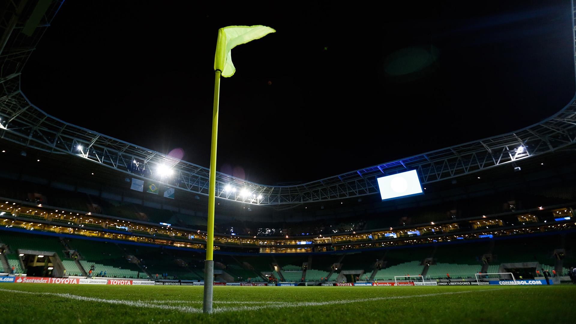 Allianz Parque Palmeiras Penarol Copa Libertadores 12042017