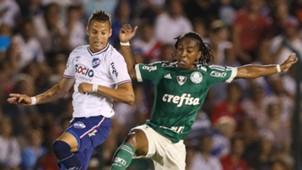 Arouca Nico López Nacional Palmeiras Libertadores 03172016