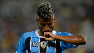Leo Moura Zamora Gremio Copa Libertadores 09032017