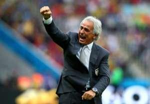 Vahid Halilhodzic South Korea Algeria 2014 World Cup Group H 06222014