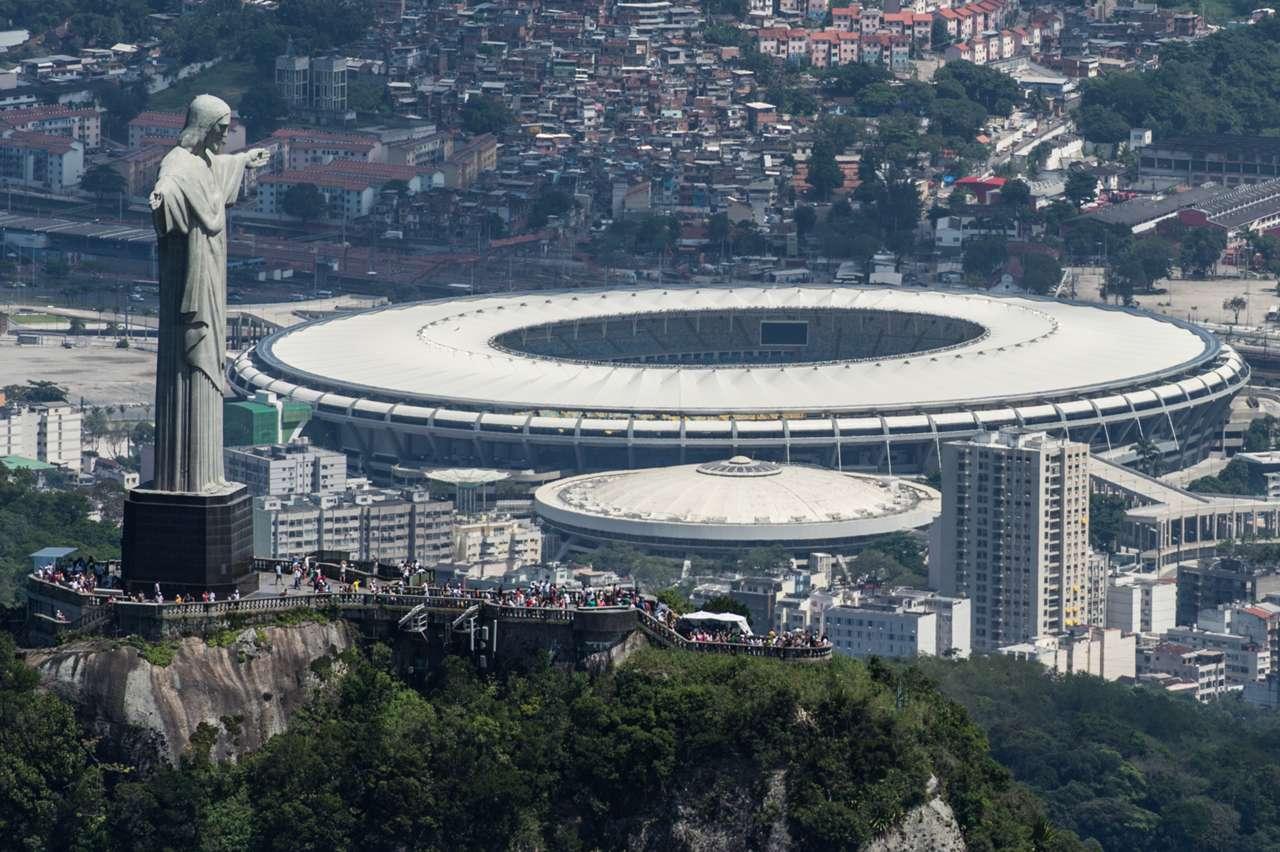 Rio de Janeiro Corcovado Maracanã