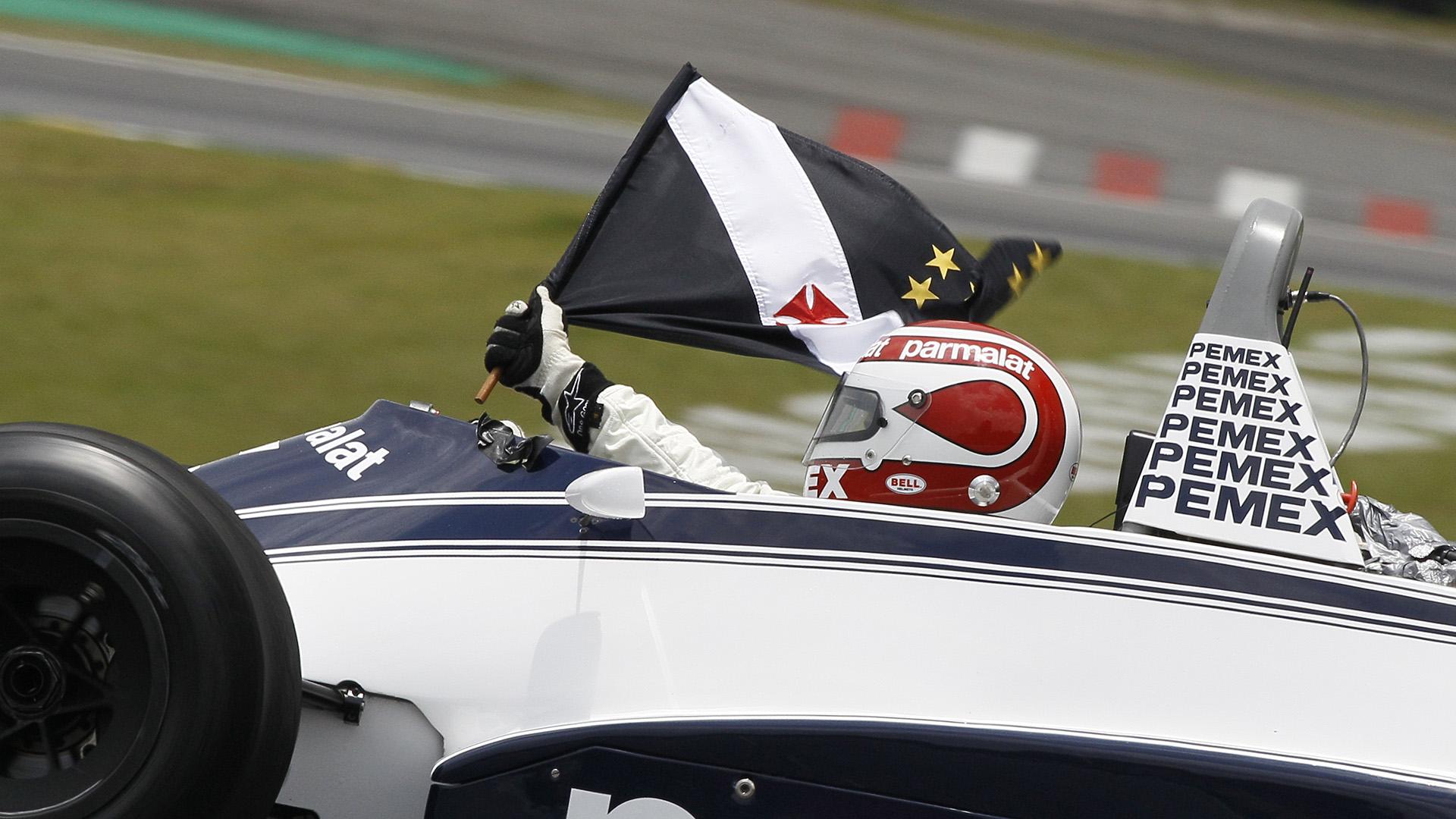 Nelson Piquet Vasco da Gama Football Formula One