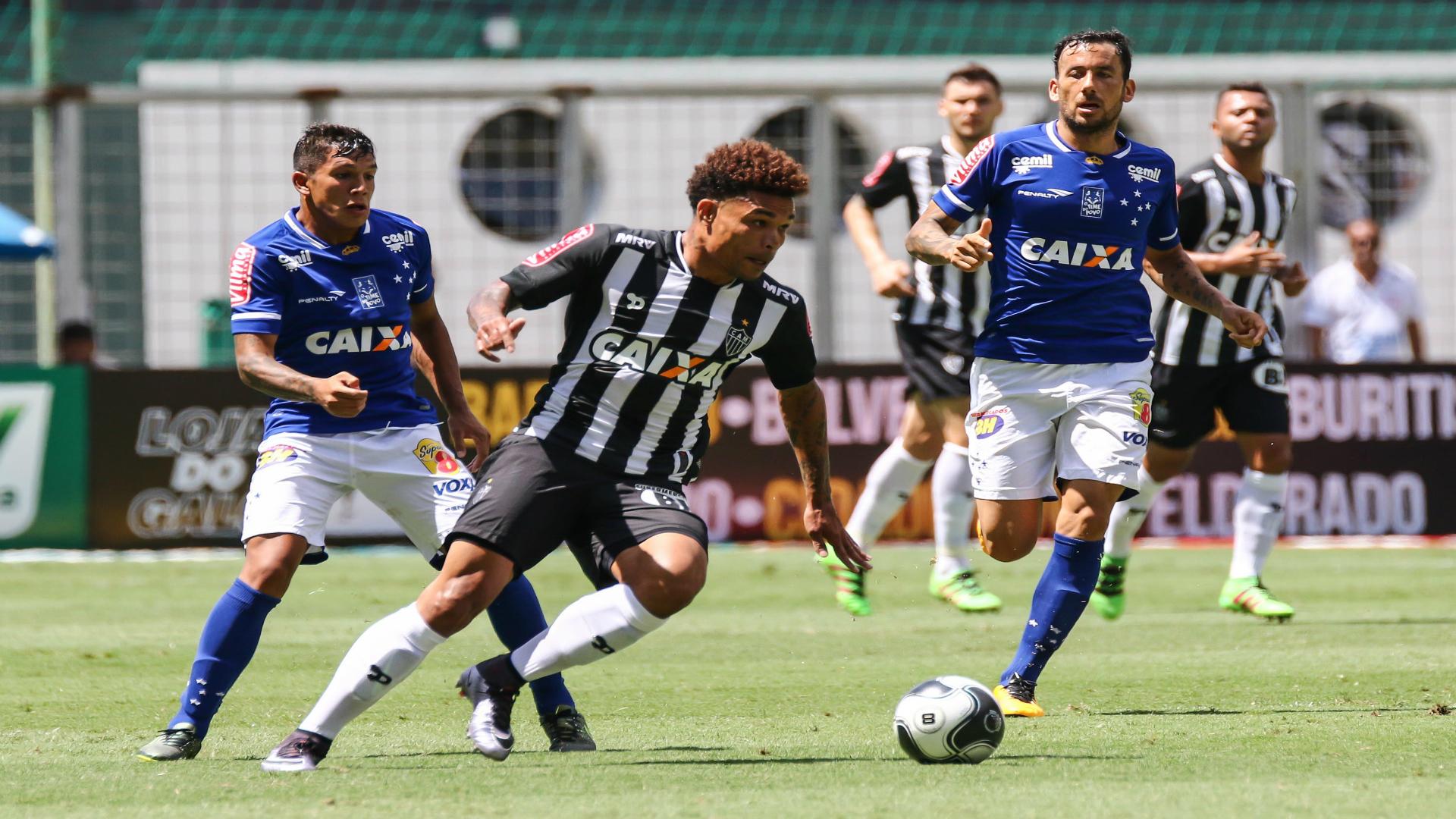 9ed7206cf2 10 pontos para analisar no clássico entre Atlético-MG x Cruzeiro ...