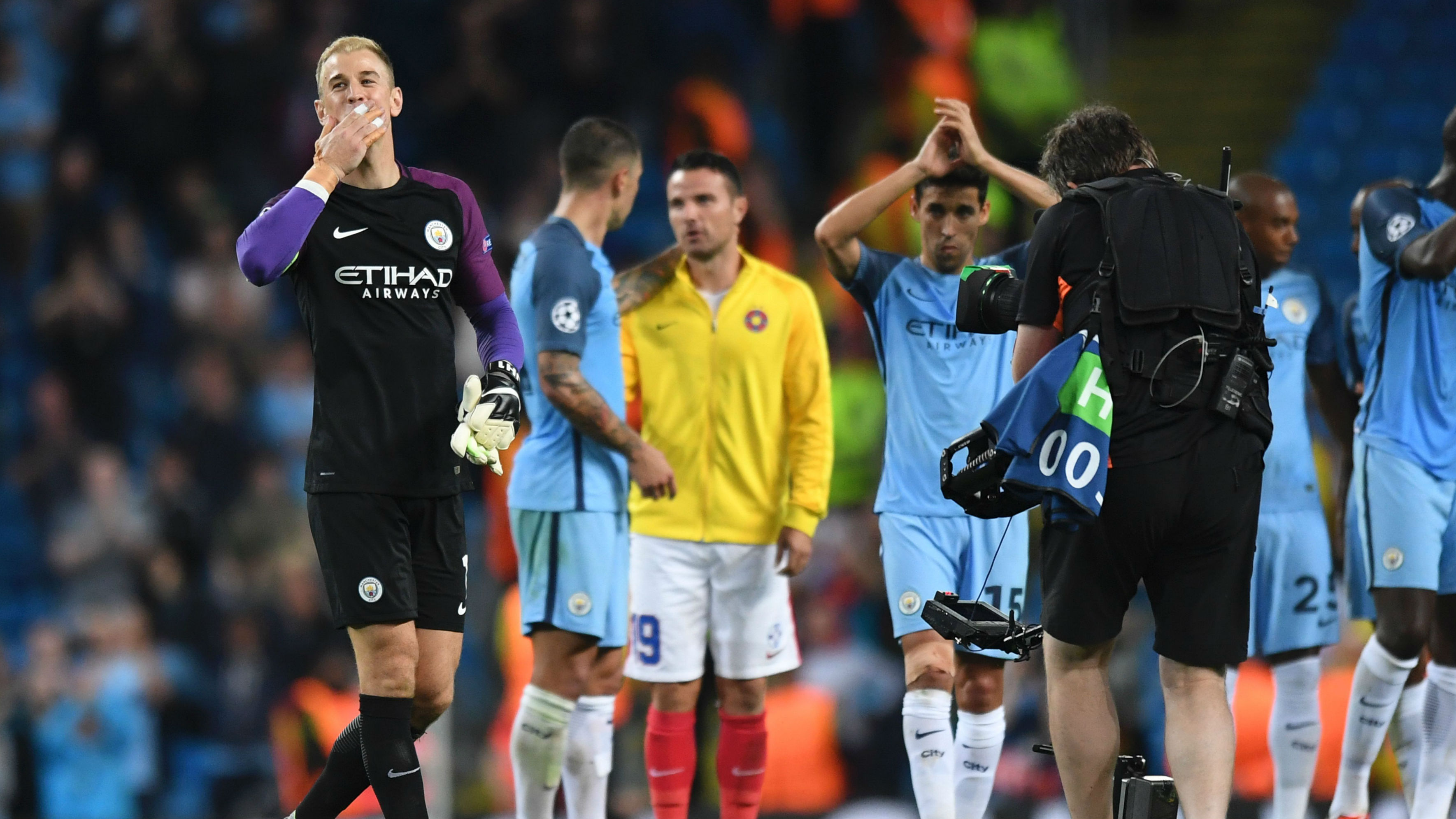 Joe Hart City 24082016