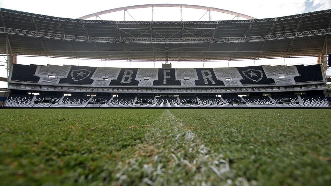 Estádio Nilton Santos Engenhão Botafogo 28 01 2017