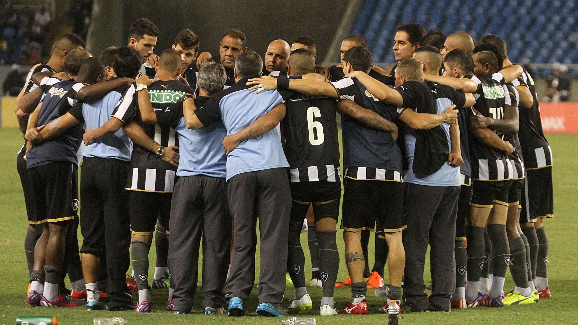 Botafogo x Fluminense 2015