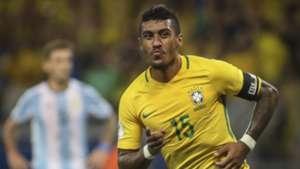 Paulinho Brasil Argentina Eliminatorias 2018 10112016