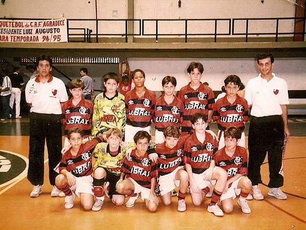 Adriano Imperador Futsal Flamengo