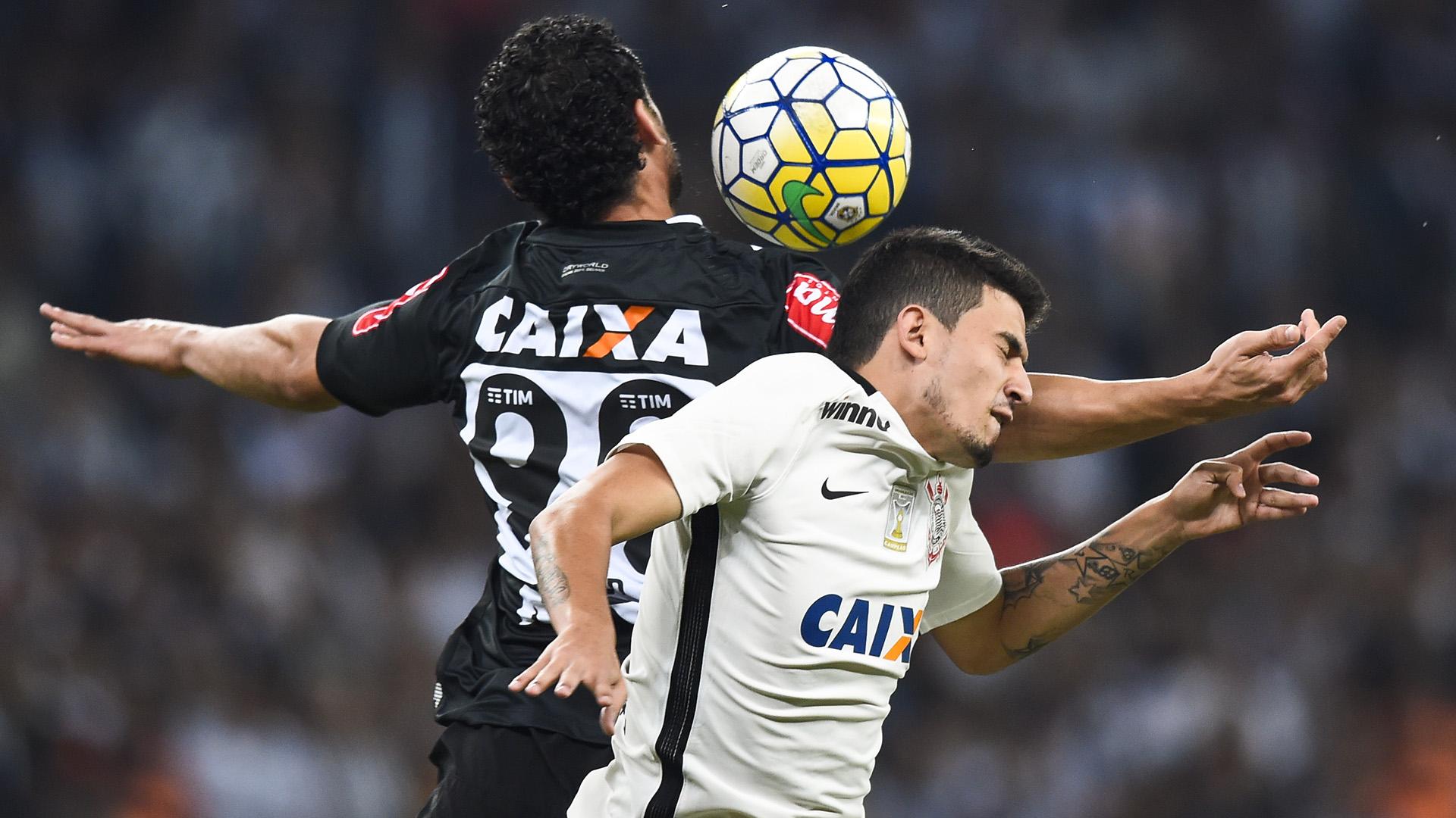 Pedro Henrique Fred Atlético-MG Corinthians Brasileirão 22062016