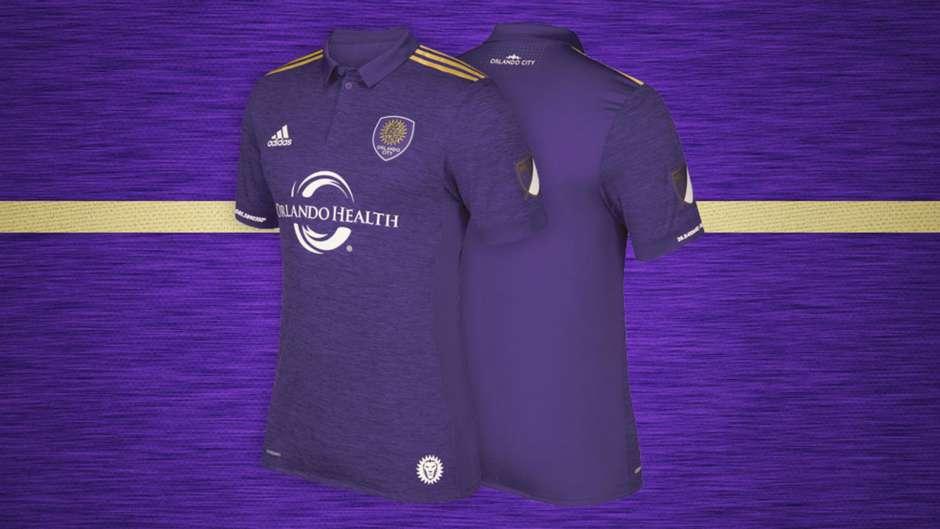 Uniformes Camisas Orlando City - Goal.com 7669d316fe75a