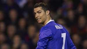 Cristiano Ronaldo Valencia Real Madrid La Liga 22022017
