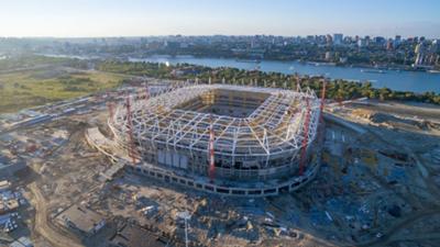 Estádio Copa do Mundo Rússia 2018 Rostov Arena 05 10 16
