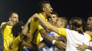 Paulinho Uruguai Brasil Eliminatorias 23032017