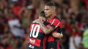 Diego Guerrero Flamengo San Lorenzo Libertadores 08032017